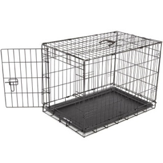 wire puppy crate
