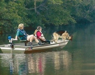 Water Search K9